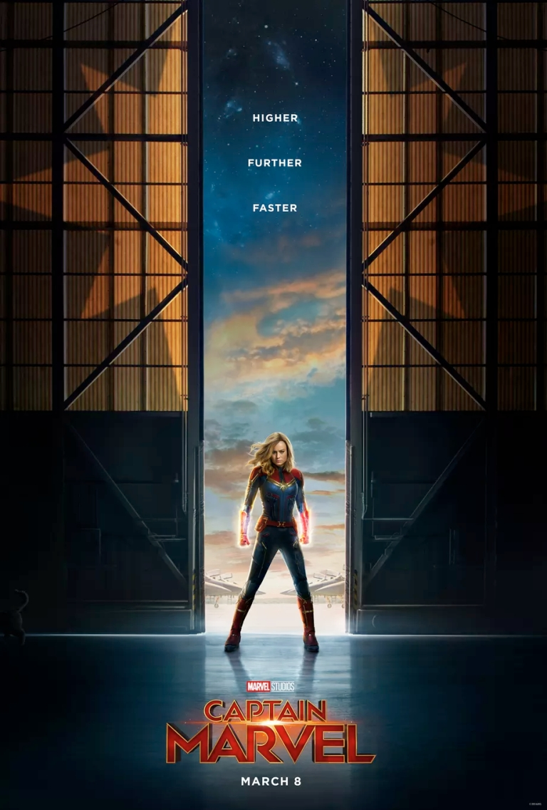 CaptainMarvelPoster